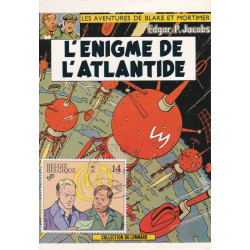 Blake et Mortimer (HS) - L'énigme de l'Atlantide
