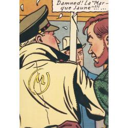 Blake et Mortimer (HS) - Olrik en uniforme