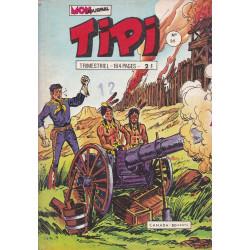 Tipi (25) - Le chasseur de primes