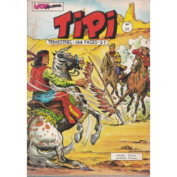 Tipi (26) - Le jeu du chat et de la souris