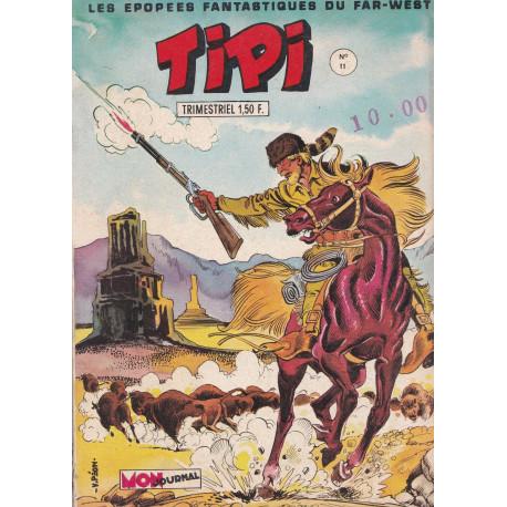 Tipi (11) - Trois coups de feu dans la nuit