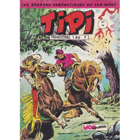 Tipi (14) - Terreur à Ronsville