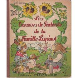 Famille Lapinot (55) - Les vacances de Pentecôte de la famille Lapinot