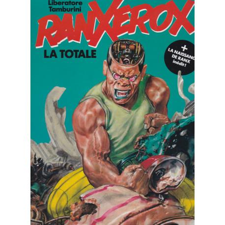 Ranxerox (1-2) - La totale