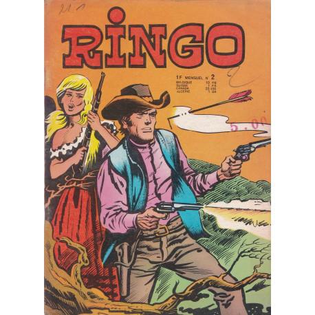Ringo (2) - Jeux dangereux