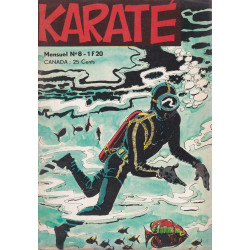 Karaté (8) - Le loup blanc