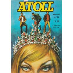 Atoll (82) - Colonel X traqué