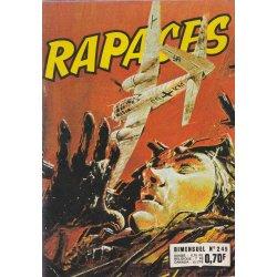 Rapaces (249) - Nuage mortel