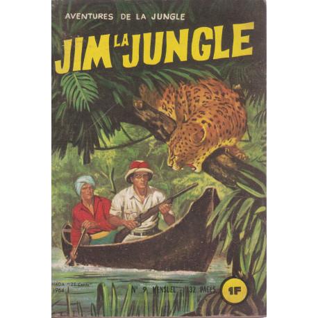 Jim la jungle (9) - L'espionne