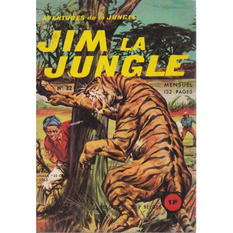Jim la jungle (22) - La vallée des géants