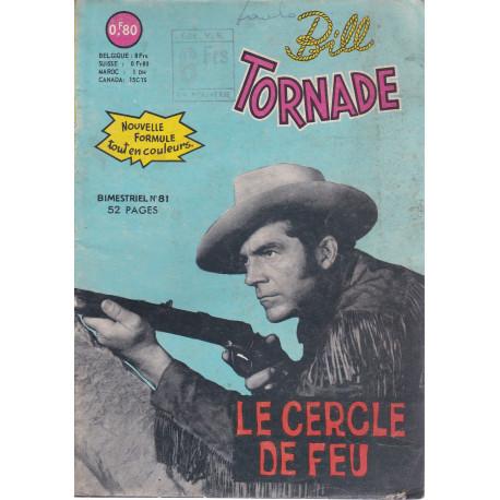Bill Tornade (81) - Le cercle de feu