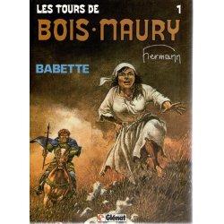 Les tours de Bois Maury (1) - Babette