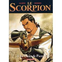 Le scorpion (3) - La croix de pierre