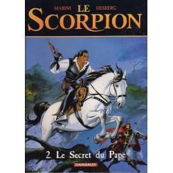 Le scorpion (2) - Le secret du Pape