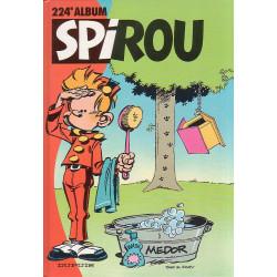 Recueil Spirou (224) - (2906 à 2915)