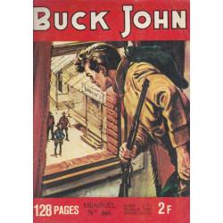 Buck John (466) - L'argent maudit