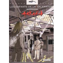 Les enfants de la salamandre (2) - Arkadin