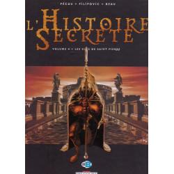 L'histoire secrête (4) - Les clés de Saint Pierre