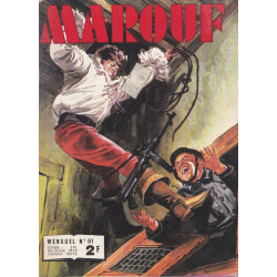 Marouf (61) - Le collier de la Comtesse