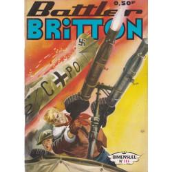Battler Britton (206) - L'as de la Luftwaffe