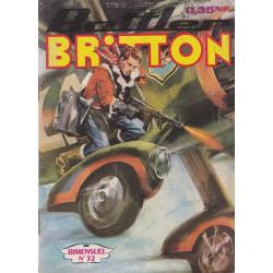 Battler Britton (32) - Les agapes de Noêl