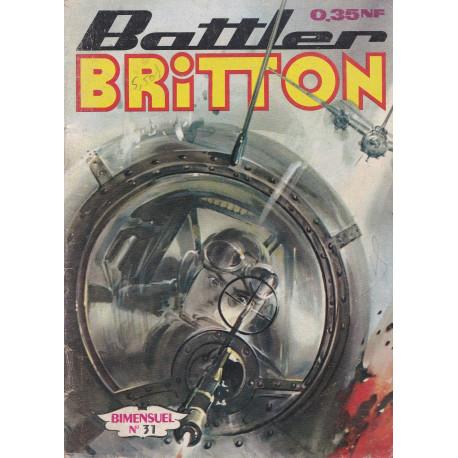 Battler Britton (31) - Le navire piège