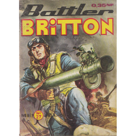 Battler Britton (27) - Le secret du FE-934