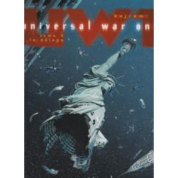 Universal War One (4) - Le déluge