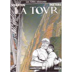 Les cités obscures (3) - La tour