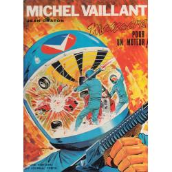 Michel Vaillant (21) - Massacre pour un moteur