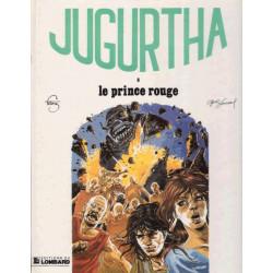 Jugurtha (8) - Le Prince Rouge