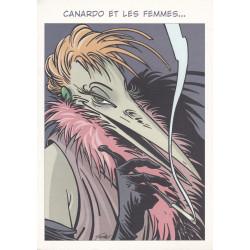 Canardo (HS) - Canardo et les femmes