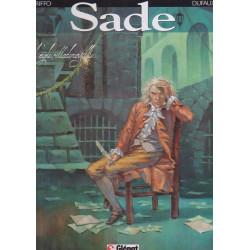 Sade (1) - L'aigle mademoiselle