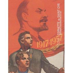 Cornette de Saint Cyr - Centenaire d'une révolution 19170 - 2017