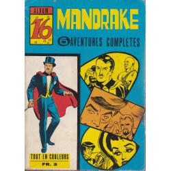 Mandrake recueil (16) - Le retour du cobra