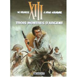 XIII (11) - Trois montres d'argent