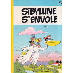 Sibylline s'envole (5)