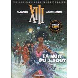 XIII 25e (7) - La nuit du 3 août
