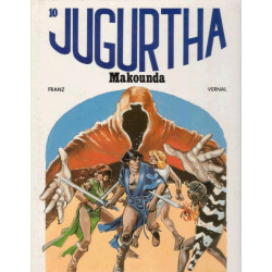 Jugurtha (10) - Makounda