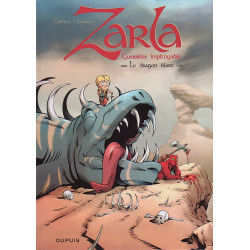 Zarla (2) - Le dragon blanc