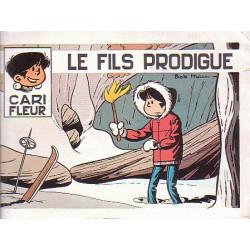 Cari Fleur et Boutefeu (8) - Le fils prodigue