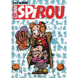 Recueil Spirou (263) - (3296 à 3305)