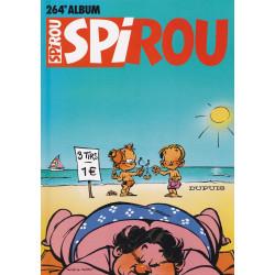 Recueil Spirou (264) - (3306 à 3315)