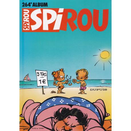 Recueil Spirou (254) - (3206 à 3215)