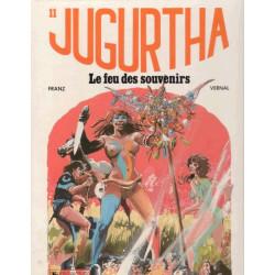 Jugurtha (11) - Le feu des souvenirs