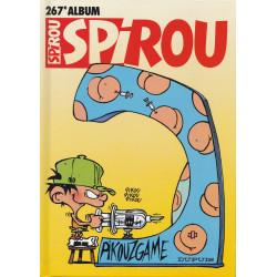 Recueil Spirou (267) - (3336 à 3345)