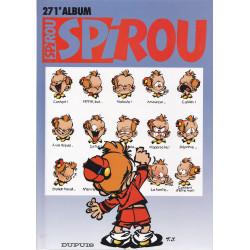 Recueil Spirou (271) - (3376 à 3385)