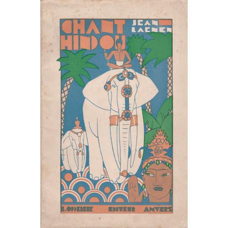 Le chant hindou - Jean Laenen - Nelly Degouy