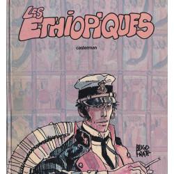 Hugo Pratt (2e série) - Les éthiopiques