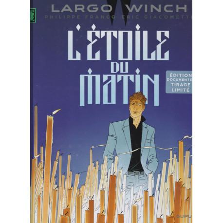 Largo Winch (21) - L'étoile du matin